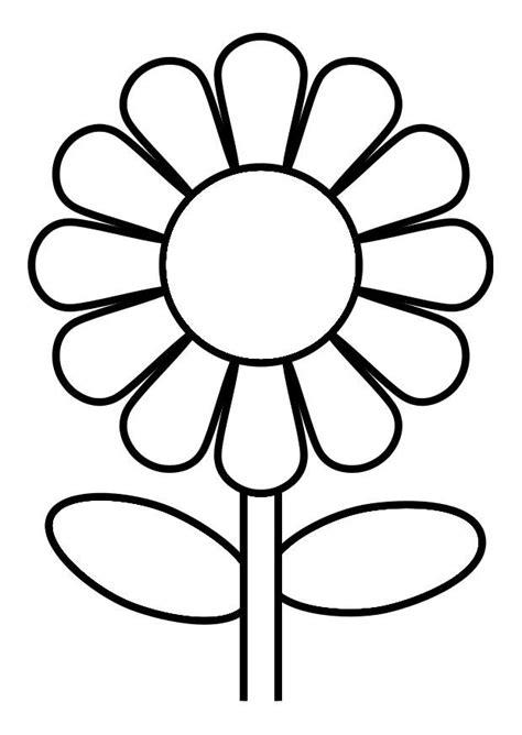 fiore disegno disegno da colorare fiore cat 19246