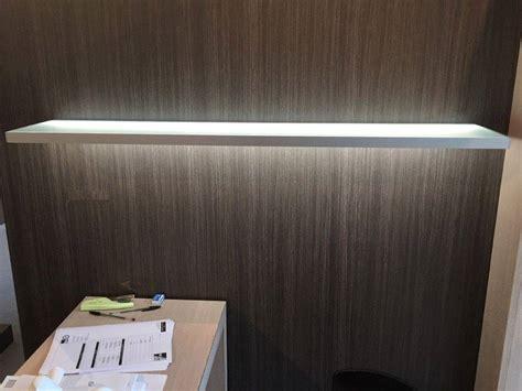 Mensola Luminosa Mensola Luminosa Led Interruttore Brandt Slim