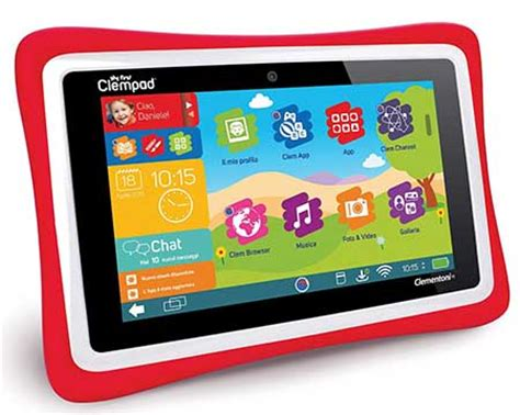 clementoni il mio primo clempad 5.0 plus 2015 tablet per