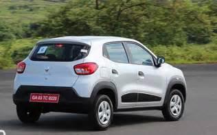 Renault Kwid Pics Renault Kwid Priced At Rs 2 57 Lakh The Big Car