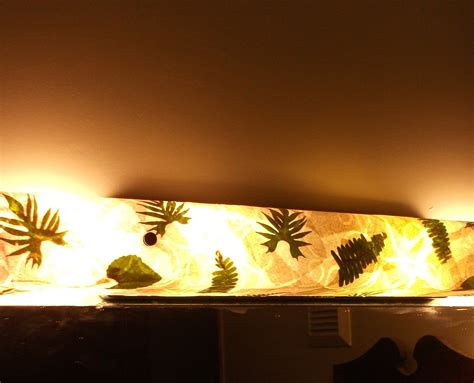 how much to refurbish a bathroom refurbish a vanity bathroom light with coffee filters leaves and ferns