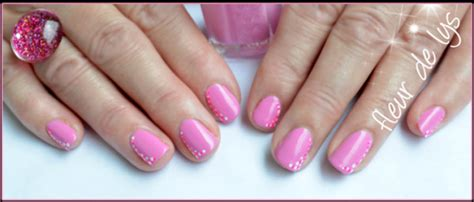 Deco Ongle Court Facile by Nail Facile Ongles Courts Nail Fleur