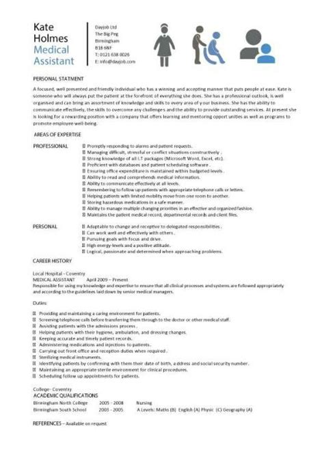 Medical Assistant Sample Resume   Sample Resumes