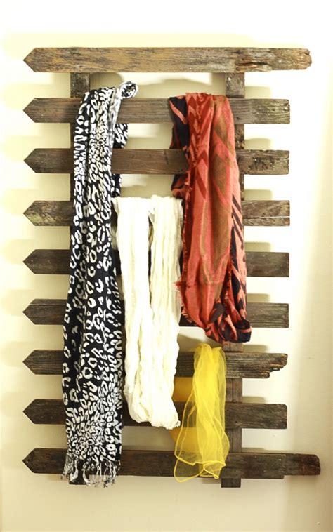 Scarf Racks by Useful Ideas Fashion Scarf Racks