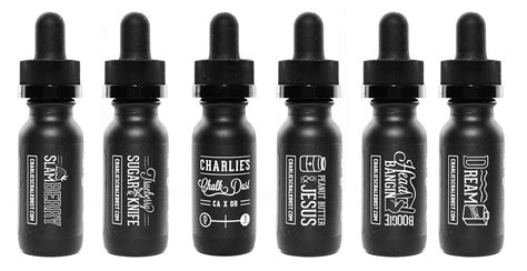 Kaos Line Swag 07 charlies chalk dust 15ml smooth vaporz