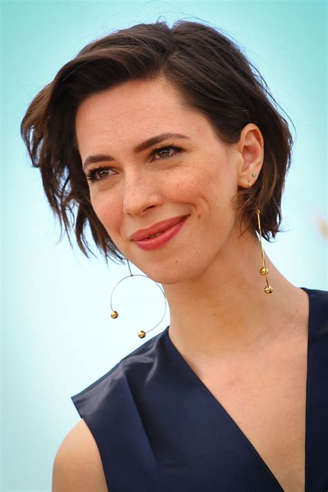 Down Sizing rebecca hall the bfg photocall at cannes film festival