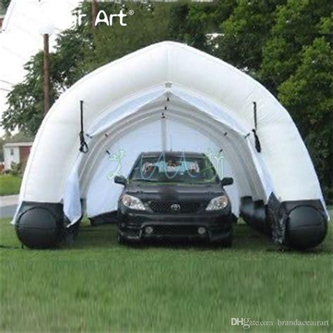 ecnomic inflatable garage tenttunnel marqueecar
