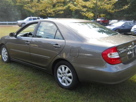 2002 Toyota Camry Xle 2002 Toyota Camry Pictures Cargurus