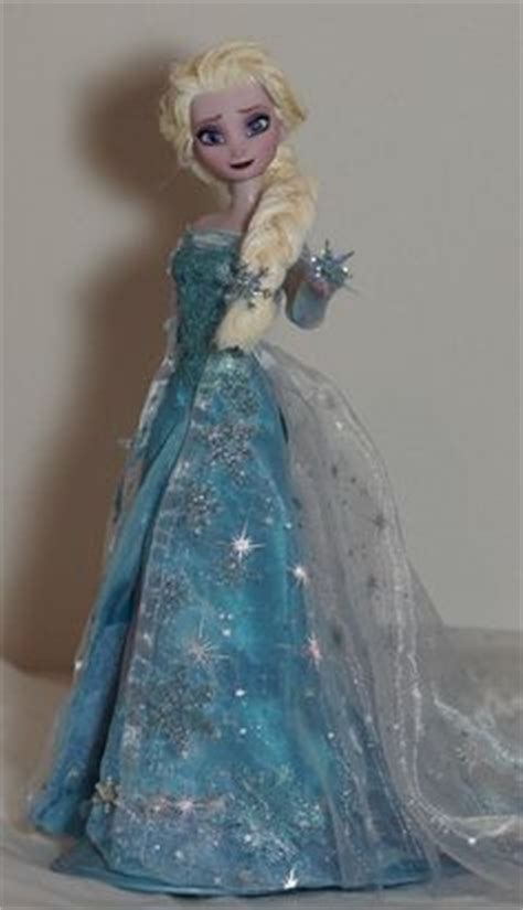 history of the frozen doll 1000 images about disney frozen ooak dolls on