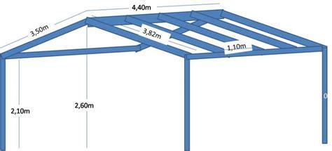 como instalar un techo de policarbonato 191 qu 233 tipo de tubo estructural usar para techo de