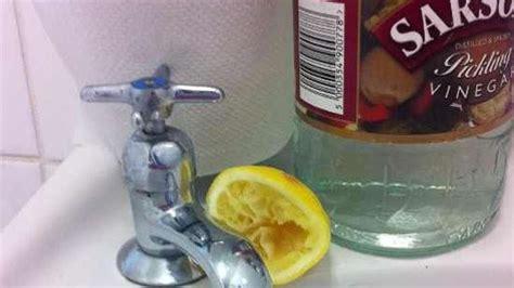 calcare rubinetto togli il calcare dal rubinetto lavello fai da te