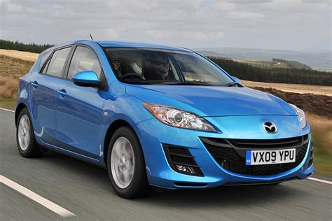 mazda used car prices mazda 3 hatchback from 2009 used prices parkers
