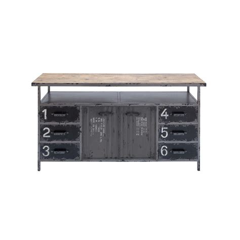 wood utility cabinet gray industrial metal and wood utility buffet cabinet