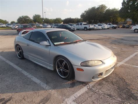 1996 Mitsubishi Eclipse Ricer Beater By Tr0llhammeren