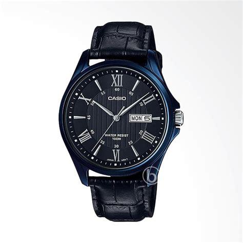Promo Casio Analog Original Kulit Original 100 harga jam tangan casio analog hk y jam simbok