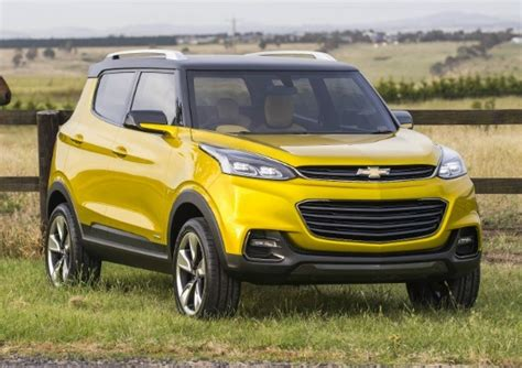 new chevy small suv 2015 autos post