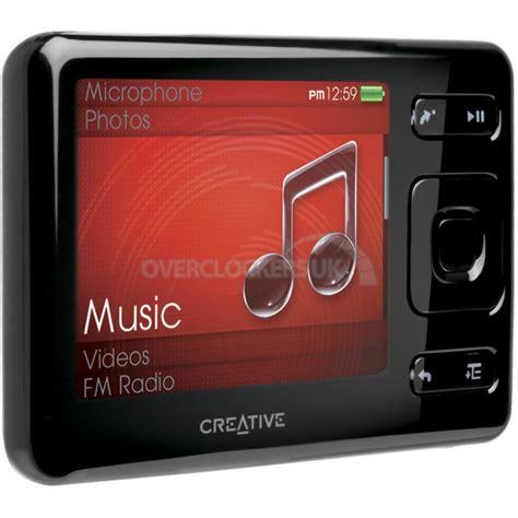 Creative Zen Mp3 Player Creative Zen 4gb Mp3 Player Retail Ocuk