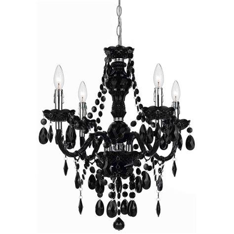 naples lighting and fan depot af lighting naples 4 light black mini chandelier 9107 4h