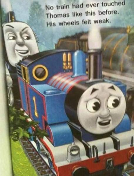 Thomas The Tank Engine Meme - kinkshameme thomas the tank engine know your meme