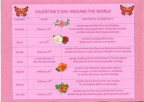 valentines around the world e e profa emilia de paiva meira is in the air