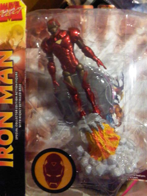 Jual Figure Marvel by Jual Figure Marvel Select Iron Special