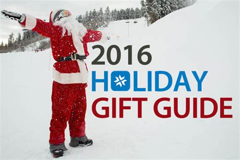 best holiday gifts 2016 2016 holiday gift guide best gifts for skiers