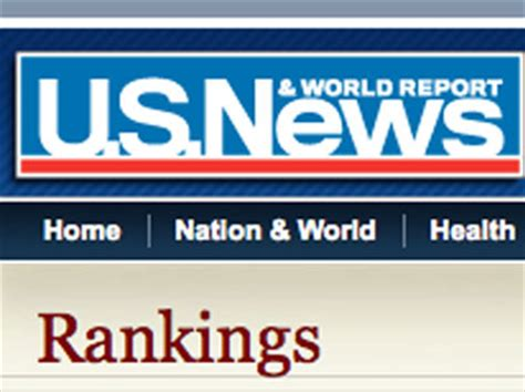 Us News And World Report Business School Rankings Mba by Flaws In New Us News School Rankings Business Insider