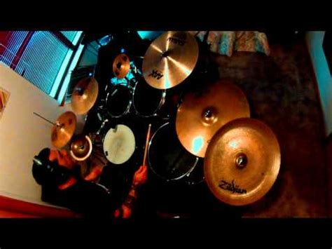 archspire  seven crowns and the oblivion chain  drum cover