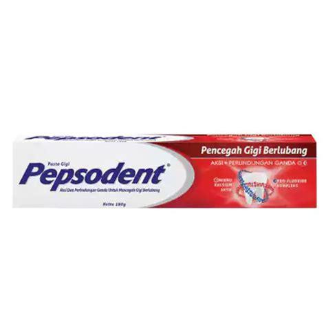 Pasta Gigi Pepsodent 190 Gr pepsodent white 190gr gogobli