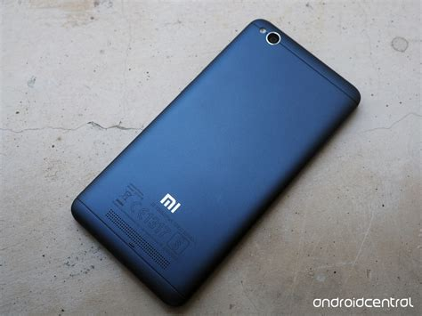 redmi 4a xiaomi redmi 4a goes live in india with 720p display