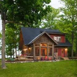 Lake Cottage Plans Standout Fishing Cabin Designs Finding Fish And