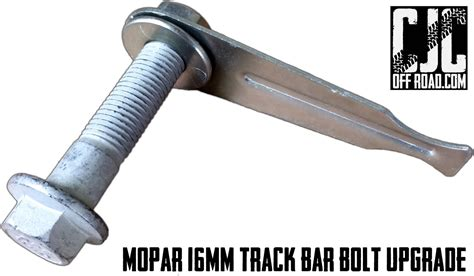 dodge 2500 track bar dodge ram 2500 3500 4x4 16mm track bar bolt upgrade