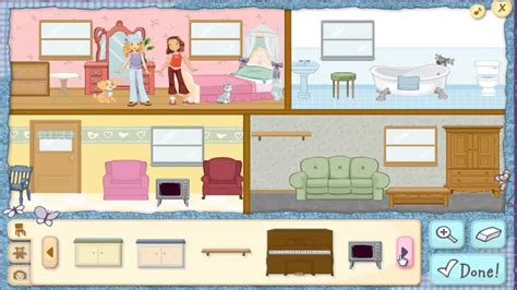 doll house designing games dream n style doll house games house style