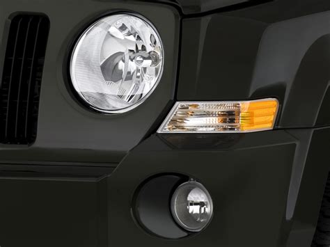 2008 Jeep Patriot Headlight Bulb 2008 Jeep Patriot Pictures Photos Gallery The Car Connection