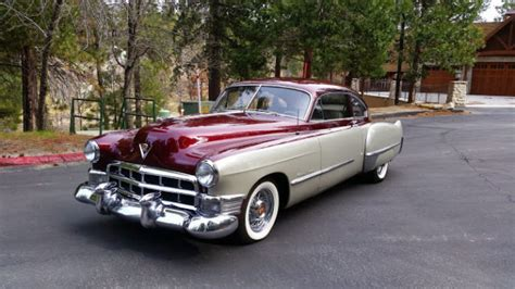 1949 cadillac sedanette for sale 1949 cadillac sedanette restomod used classic cadillac