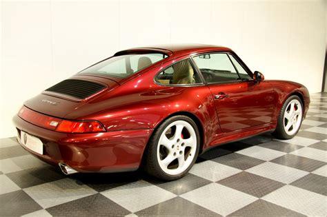Price Porsche 911 Carrera 4s by Dream Garage Sold Carsporsche Porsche 911 993 Carrera