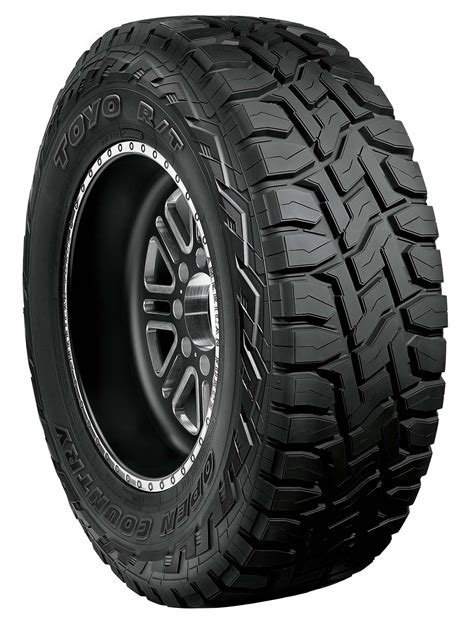 what does rugged terrain new toyo open country r t is built rugged for any terrain