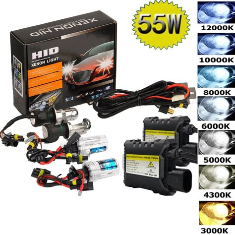 Lu Hid H1 55 Watt aliexpress buy 55w hid xenon kit h1 h3 h4 h8 h7 h11