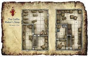 House Blueprints Maker schley stack dungeons amp dragons
