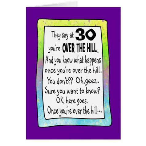30 Birthday Cards Funny 30th Birthday Cards Funny 30th Birthday Card