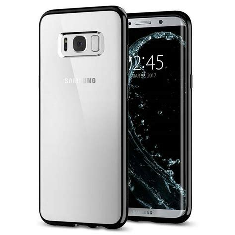 Casecovercasing Untuk Samsung S8 Spigen Black best cases for the samsung galaxy s8 android forums at androidcentral
