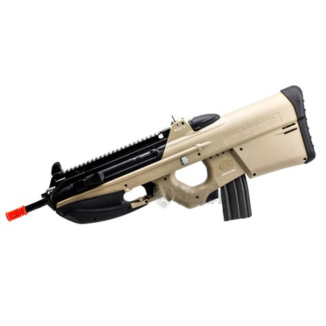fn herstal f2000 airsoft gun earth licensed by cybergun