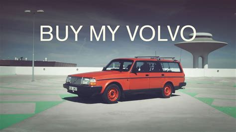 what s the new volvo commercial about buy my volvo english youtube