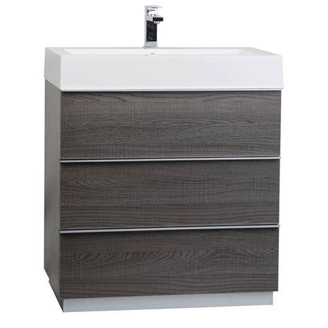 29 bathroom vanity buy 29 25 single bathroom vanity set in oak optional mirror rs l750 oak conceptbaths com