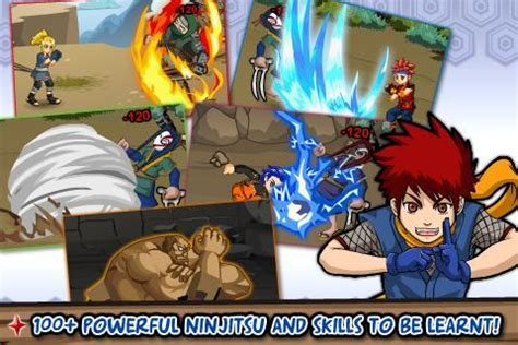 Mod Game Ninja Saga Android | ninja saga apk mod unlock all android apk mods