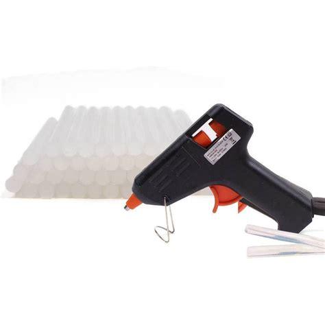 Promo Glue Gun melt mini glue gun and 48 glue sticks bundle hobbycraft