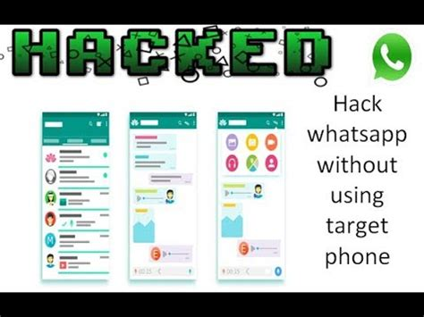 how to prevent someone from hacking your whatsapp using 2 how to hack whatsapp account without using target phone