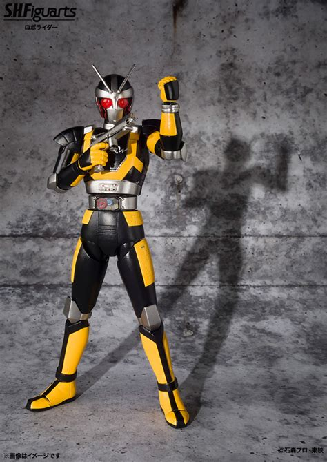 Tribute Belt Robo Kamen Rider Black Rx Series s h figuarts kamen rider black rx robo rider collectiondx