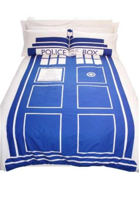 doctor who comforter set doctor who tardis double duvet set geek armory