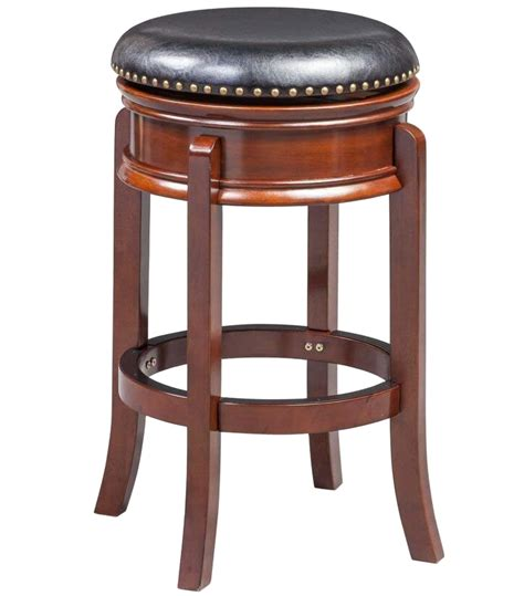 Hamilton 29 Swivel Bar Stool hamilton 29 inch swivel stool in wood bar stools